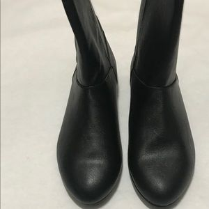 CHINESE LAUNDRY Black Booties